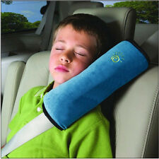Kid Children Car Safety Seat Belt Shoulder Strap Pad Pillow Cushion Head Support