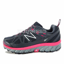 New Balance WT610CG4 D [WT610CG4D] Trail Running Grey/Pink