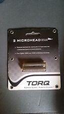 Torq 2 Microhead Replacement Blades Fits T300 & T400 FREE SHIPPING