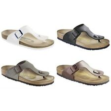 Birkenstock Ramses Sandals Birko-Flor | regular or narrow | white brown black