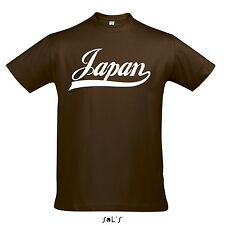 T-Shirt - Japanese Old school Japanese LAENDERSHIRT EM / WM FAN Jersey S-XXL