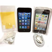 Apple iPod Touch 4th Generation White & Black 8-16-32-64GB MP3 Player WORKS100%