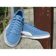 Shoes Puma 1948 Vulc CV 359864 01 sneakers Man Blue Heaven White