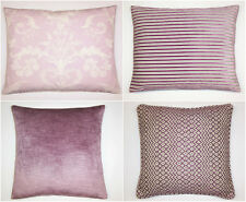 New Cushion Covers Amethyst Collection With Laura Ashley Linen Velvet Fabrics