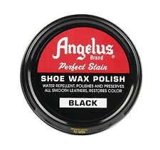 Angelus Perfect Stain Shoe Wax Polish - 3 Ounces