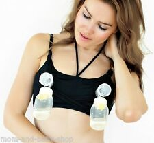 SIMPLE WISHES BUSTIER  B3 ALL IN ONE BREAST PUMP HANDS FREE BREAST PUMPING BRA