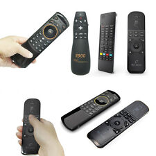 Mini 2.4G Wireless Air Fly Mouse Keyboard Remote Control For PC Laptop TV Box