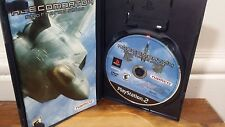 Playstation 2 PS2 --- ACE COMBAT 04 Shattered Skies - Complete and Excellent