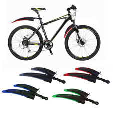 Bicycle Cycling Front Rear Mud Guards Mud Set Mountain Road Bike Tire Fenders