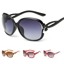 Womens Fashion Designer Retro UV400 Sunglasses Lady Eyewear Eye Glasses Shade