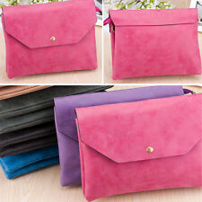 Women Clutch Purse Cross Body Bag Messenger Shoulder Bags Hobo Handbag Party S2U