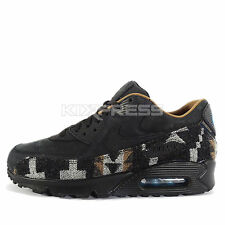 Nike Air Max 90 PND QS [825512-004] NSW Casual Pendleton Black/Ale Brown