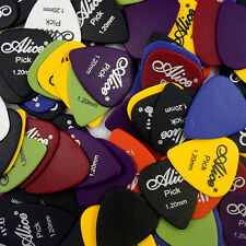 Wholesales Acoustic Guitar Bass Picks Plectrums (Assorted Thickness & Colors)