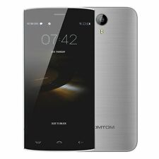 Android 5.1 Dual SIM cell phone 5.5 Inch 4G 3G 2G Quad Core Smartphone HD GPS