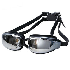 Myopia Nearsighted Swimming Goggles Glasses Eye Prescription SZ -2.00 TO -8.00