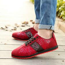 Men's Casual Sneakers Rubber Outsole Shoes Breathable Hot Fashion Soft