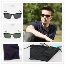 Polarized Sunglasses Mens Outdoor Driving Sport Aviator Glasses Eyewear