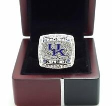2012 University of Kentucky Wildcats National Championship Ring High Quality