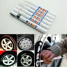 Waterproof Paint Pen Marker Oil Permanent Car Tyre Tire Tread Rubber Metal Paint