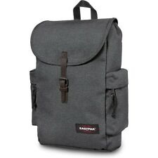 Eastpak Austin Unisex Rucksack Laptop Backpack - Black Denim One Size