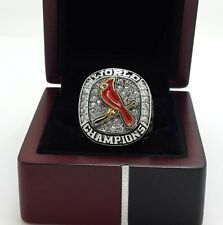 2011 St Louis Cardinals World Series Championship Ring High Quality Collect Gift