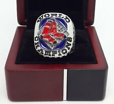 2007 Boston Red Sox World Series Championship Ring ORTIZ High Quality Back Solid