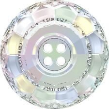 SWAROVSKI CRYSTAL CLASSIC BUTTONS 12-18mm *3008 *ALL COLOURS *WHOLESALE *GENUINE