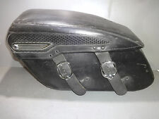 Harley-Davidson SADDLEBAG 07395-LH OEM Hard Leather Left Hand