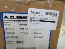 A O SMITH D909 VARIABLE SPEED DC MOTOR *NEW IN BOX*