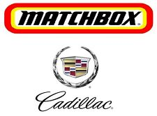 Matchbox Cadillac Caddy - Various Models / Years - Updated as new ones arrive