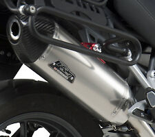 Yoshimura Exhaust RS-4 S/O Stainless Steel w/CF Cap Tiger Explorer 192002D520