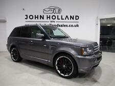2008 Land Rover Range Rover Sport 4.2 V8 Supercharged HSE Factory Overfinch Inte