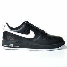 Nike Air Force 1 '07 Players 2006 Black White 25th AF1 Basketball DS 315092-011