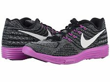 NIKE LUNARTEMPO 2 HYPER VIOLET BLACK WOMENS 2016 RUNNING SHOES  **ALL SIZES