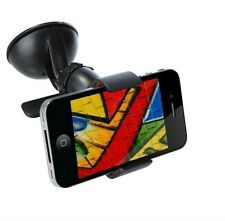 Car Windscreen Mount Suction Holder Cradle for Galaxy S4 S5 S6 S7 Edge Note 4 5