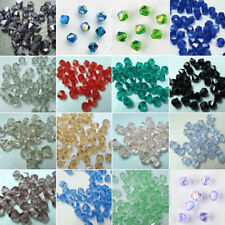 Fashion Swarovski crystal 5301 4mm bicone Beads 400 PCS