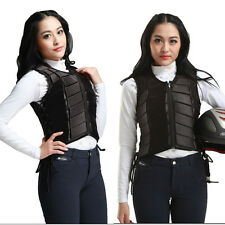 Protective Horse Riding Equestrian Body Protector Safety Eventer Vest Protection