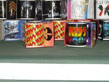 OFFICIAL LICENSED KISS BOXED MUG COFFEE CUP DRINKWARE SIGNATURES NETWORK gift