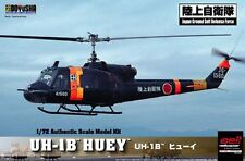 1/72 UH-1B Huey Doyusha Building Kit #4
