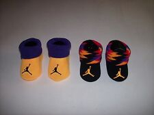 Jumpman Jordan Crib Shoes Booties Socks Infant Boy Girl 0-6 Mos Nike Asst NIB