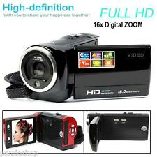 "2.7"" TFT LCD Camera DV HD 720P 16MP Digital Video Recorder Camcorder 16x ZOOM"