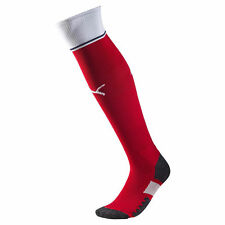 Official Puma Mens Gents Football Soccer Arsenal Accessory Home Socks 2016-2017