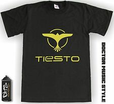 T-shirt DJ Tiesto from discotheque Techno Trance with printing personalized