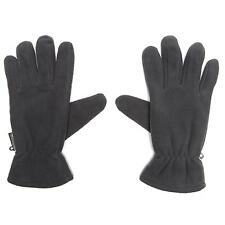 PETER STORM Thinsulate Double Fleece Gloves - Grey