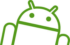 google android guy vinyl decal - android iphone galaxy htc evo droid motorola