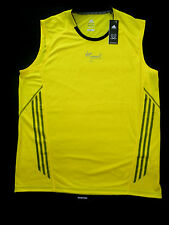 Adidas London Marathon 2013 ClimaLite Sleeveless Running/Gym  T Shirt Size.XXL