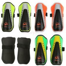 Soccer Football Shin Guards Pads Shinguard Protector Team Sports Shield Support