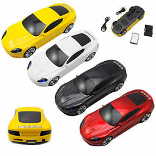 Stereo Rechargeable Mini Car Shape FM Radio TF MP3 Mp4 Card Music Player Speaker
