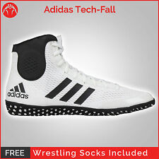 Brand New Adidas Tech Fall Wrestling Shoes With Free Wrestling Sock
