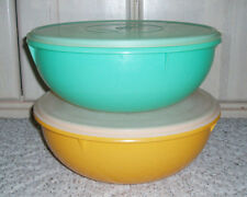 Vintage TUPPERWARE Large FIX N MIX Bowl~26 Cup~Jadite Green~Tupper Seal~#274~EUC